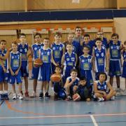 DEUX EQUIPES U13 Sud Basket Oise