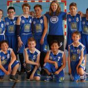 SUD BASKET OISE U13 Saison 2017-2018