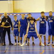 Seniors Masculins Sud Basket Oise