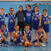 U11 Sud Basket Oise