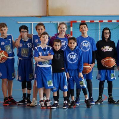 U13 Elite Lamorlaye Sud Basket Oise 13032019