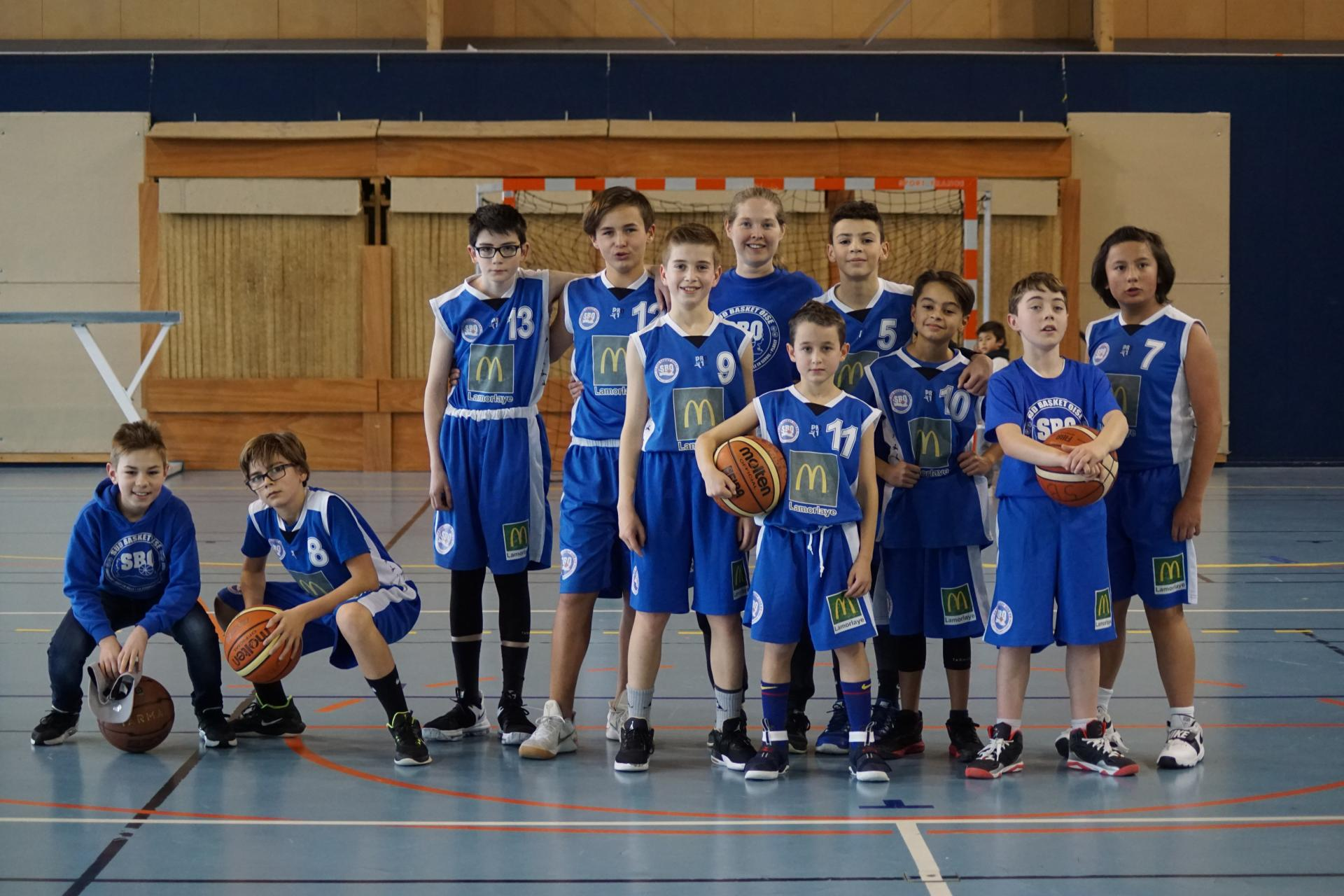 U13 Elite Sud Basket Oise 2601