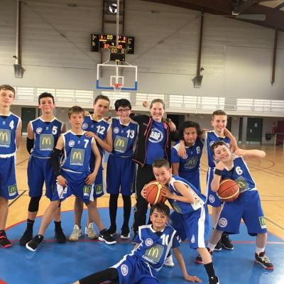 U13 Elite Sud Basket Oise