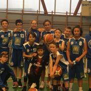 U13 Elite Sud Basket Oise