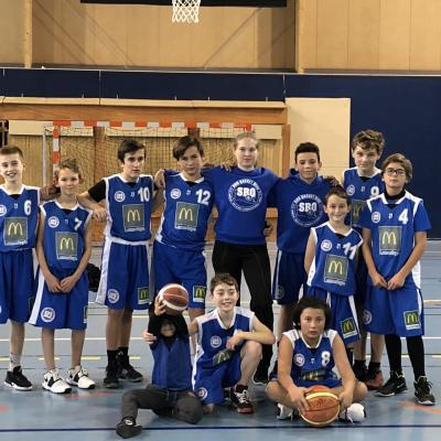 U13Elite Sud Basket Oise