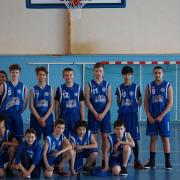 U15M Sud Basket Oise Lamorlaye 16032019