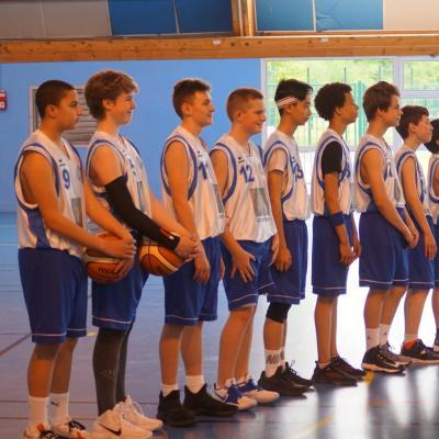 U15M Sud Basket Oise