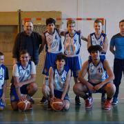 U17M Sud Basket Oise