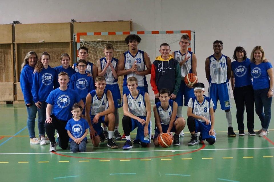 U17M sud Basket oise Saison 2019-2020