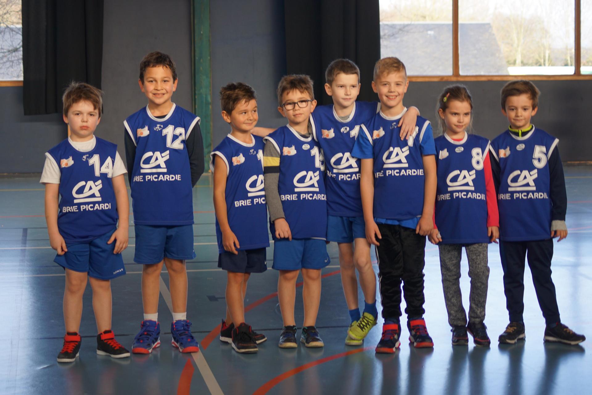 U9 Sud Basket Oise