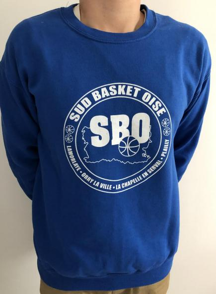 Sweat sans capuche SBO