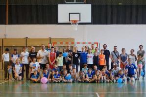 Tous ensemble avec Sud Basket Oise