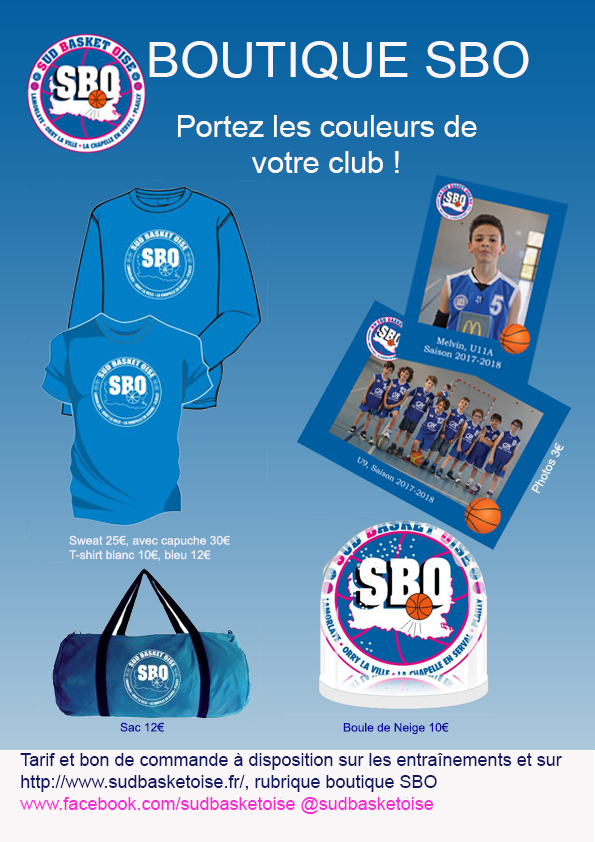 Boutique sud basket oise 1