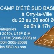 Camp d ete sud basket oise 3