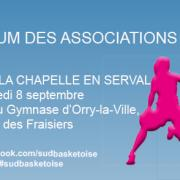 Forum des association orry 1