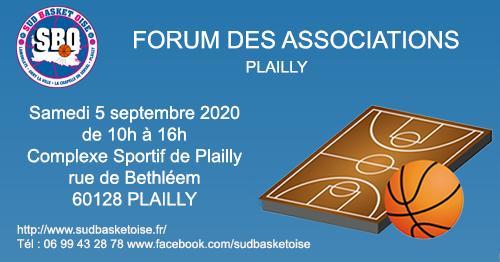Forum des associations plailly 1