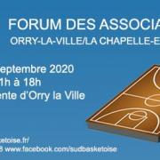 Forum des associations sud basket oise la chapelle