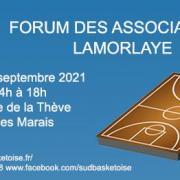 Forum des associations sud basket oise lamorlaye 2