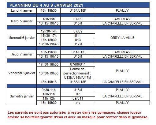 Planning sud basket oise 4