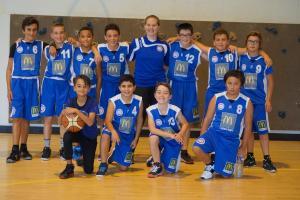 Sud basket oise u13