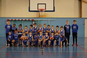 U11 equipe 1 sud basket oise s