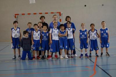 U11 sud basket oise 1