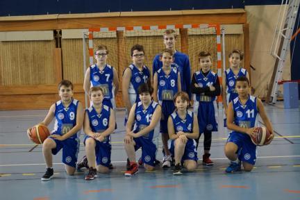 U13b sud basket oise 0112 2018