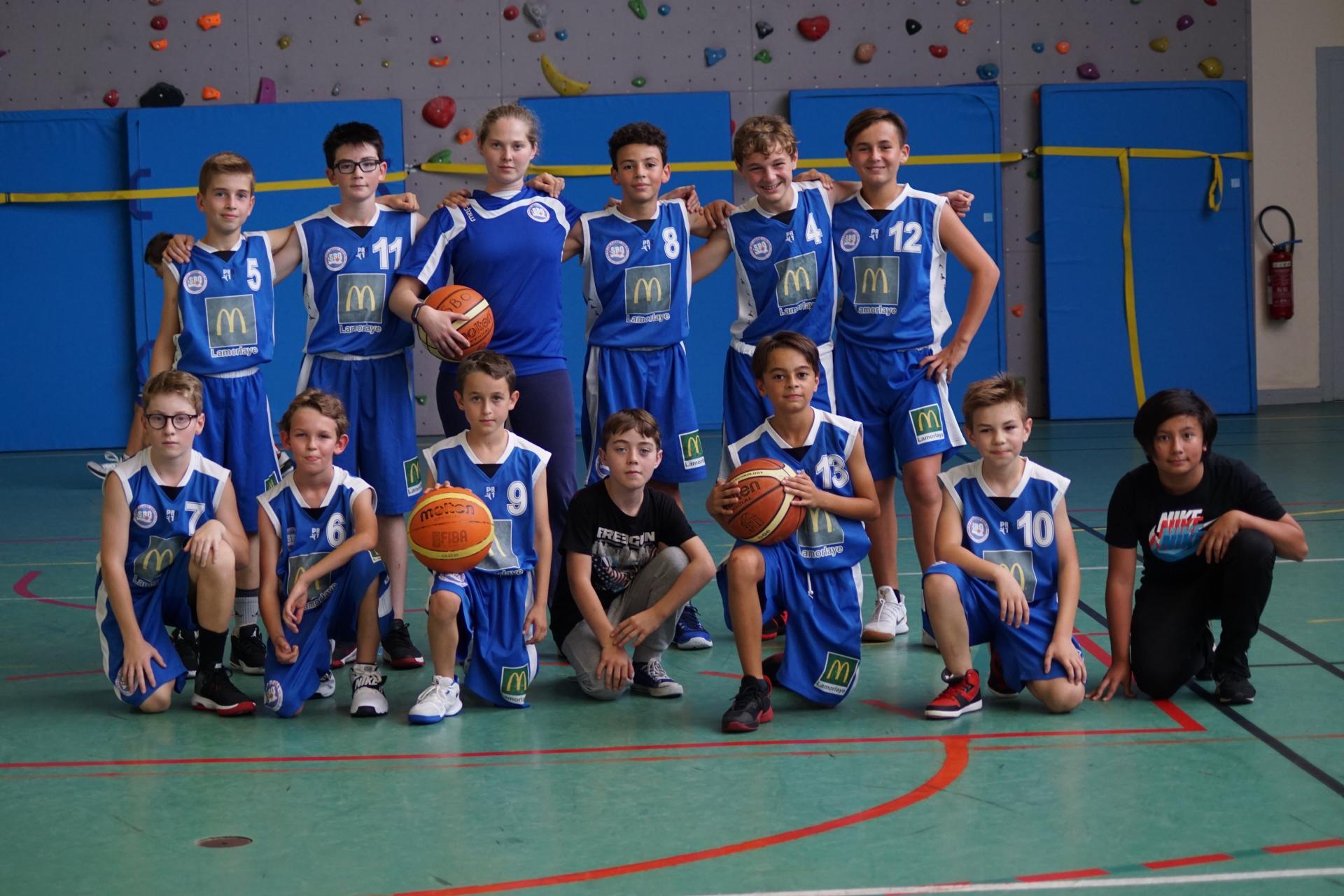 U13m sud basket oise