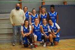 U18f sud basket oise
